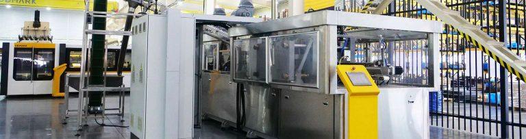 SFL-PPシリーズ全自動ブロー成形機